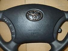 4Runner Main Front Air Bag Toyota Driver/Steering Airbag 08 07 06 05 04 03 BLACK