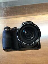 Fujifilm FinePix S4000 14MP Digital Camera - Black Body Only