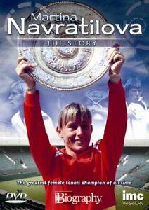 Martina Navratilova - Her Story - The Greatest Female Tennis Champion [DVD]