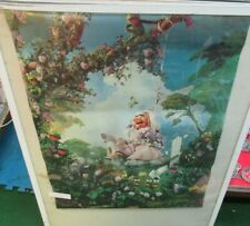 MISS PIGGY POSTER  NEW 1980 VINTAGE COLLECTIBLE TV SERIES MUPPETS KERMIT