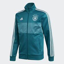 adidas Germany 3-Stripes Track Jacket Men - Green 2XL