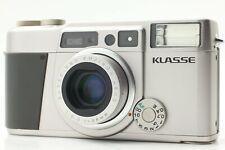 【Excellent+5】Fujifilm Fuji Klasse Silver 35mm Point & Shoot Camera from JAPAN