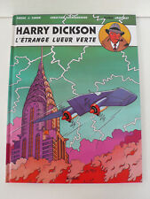 HARRY DICKSON ZANON/VANDERHAEGUE  L'ÉTRANGE LUEUR VERTE  DARGAUD EO 1997