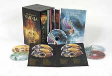 USED (GD) Chronicles of Narnia Book and Audio Box Set by C. S. Lewis