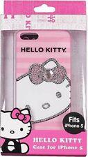 Hello Kitty Bling Schutz Hartschale Für Apple IPHONE 5/5S / Se (Pink)