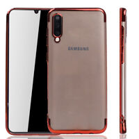 Samsung Galaxy A50 Case Phone Cover Protective Case Bumper Red