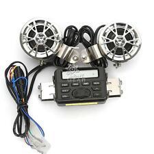 Radio FM FMP3 Speakers Stereo Fit Kawasaki Vulcan VN 800 900 1500 1600 1700 2000