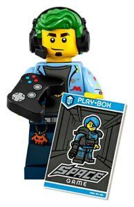 LEGO minifigure serie 19 - CAMPIONE DI VIDEOGIOCHI - 71025_1