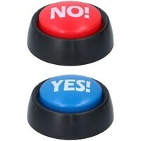 QUIZ PARTY BUZZER YES NO GAME QUESTION INDOOR HOME FAMILY GAMES