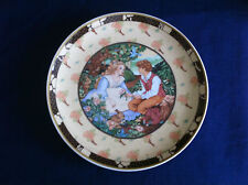 """Villeroy & Boch/Heinrich Once Upon A Rhyme """"Roses Are Red"""" plate"""