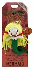 "Watchover ""Mermaid"" Voodoo Doll - Keychain Good Wishes"