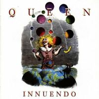 Queen Innuendo (1991) [CD]