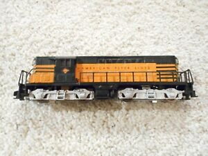 S SCALE AMERICAN FLYER #375 T&P AMERICAN FLYER LINES GP-7