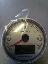 CONTAGIRI 6000 RPM CON DISPLAY VOLVO PENTA BIANCO COD 21628157
