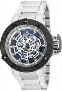 Invicta 16043 Subaqua Noma III SWISS MADE Spider Web Date Wheel 50mm Mens Watch