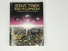 The Star Trek Encyclopedia:  A Reference Guide to the Future 1994 1st Edition