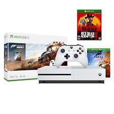 Microsoft Xbox One S 1TB  Forza Horizon 4 Bundle + Red Dead Redemption 2