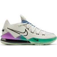 NIKE LEBRON XVII LOW GLOW IN THE DARK CD5007-005 Mens Basketball Shoes