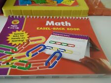 Math Early Learning Kit Brighter Child Early Learning Kits sorting matching 2005
