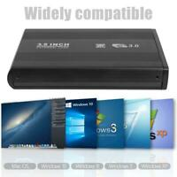 3.5inch USB 3.0 to SATA Port Portable External SSD Hard Drive Enclosure HDD Case
