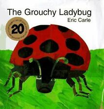The Grouchy Ladybug by Eric Carle (1996, Hardcover)