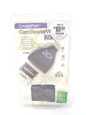 ZIO Compact Flash USB Card Reader / Writer by MicroTech ~ Brand New