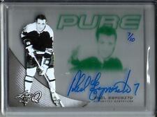 Phil Esposito 2014 Leaf Pure Autograph #7/10