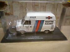 Modellino DIE CAST Fiat Ducato Martini Racing Team 1984 1/43