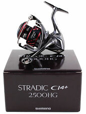 Shimano Stradic Ci4+ 2500Hg Stci4-2500Hgfb 6.0:1 Gear Ratio Spinning Reel
