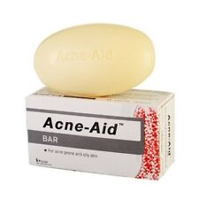 100g Stiefel Acne-Aid Deep Pore Cleansing Soap Bar Acne Pimple Face For OilySkin