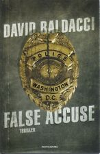 False accuse di David Baldacci