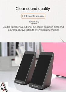 600W Speaker Mini Boxen Lautsprecher PC Laptop Notebook USB super Qualtiy S5 #B