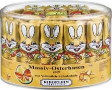 Riegelein Massiv-Osterhasen Häschen Vollmilch-Schokolade 70 x 12,5g
