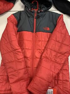 The North Face Square Synth Puffer Jacket Mens Large (new)