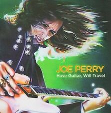 FREE US SHIP. on ANY 3+ CDs! USED,MINT CD Joe Perry: Have Guitar Will Travel
