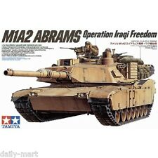 Tamiya 1/35 35269 US M1A2 Abrams Operation Iraqi Freedom Model Kit