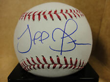 JAFF DECKER PITTSBURGH PIRATES SIGNED AUTOGRAPH MAJOR LEAGUE BASEBALL W/COA