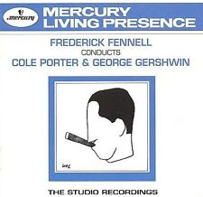 Frederick Fennell Conducts Cole Porter & George Gershwin Mercury Cd New sealed