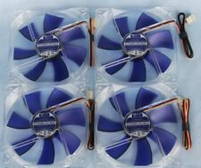 4 PC Gehäuselüfter Blacknoise Noiseblocker UltraSilent Fan 120mm SX1 Rev 2.0