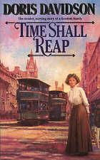 Time Shall Reap by Doris Davidson (Paperback)