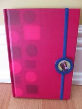Journal Diary Hardcover Lined Pages Storage Pocket/Photo Frame Hallmark New