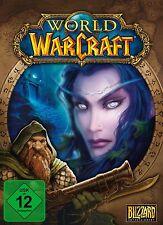 World of Warcraft Grundspiel Classic PC CD Key für neuen WoW Account Acc EU