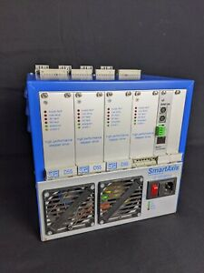 SmartDrive Ltd - SA46/C40 - 4 Axis Stepper Controller System(Faulty/But working)