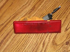 KIA AMANTI REAR SIDE MARKER LIGHT RH 2004-2006 OEM PASSENGER