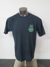 New Orleans T Shirt Men's Large L Short Sleeve Tee 420 Black Cotton Bourbon St.