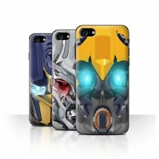 Robot Matte Mobile Phone Cases & Covers for Apple