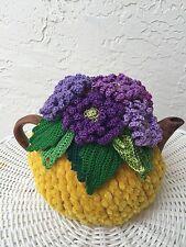 "NEW Handmade Tea Cozy ""Yellow Submarine"" From Ukrainian Designer"