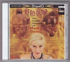 Martin Denny - Afro-Desia CD Scamp 69702 1959 1995 Lounge Tiki