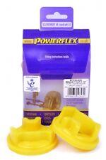 POWERFLEX INSERTION DU SUPPORT MOTEUR INFÉRIEURE RENAULT CLIO SPORT 3 197/200
