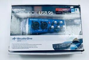 PreSonus AudioBox USB 96 Audio Interface - 214713/LK